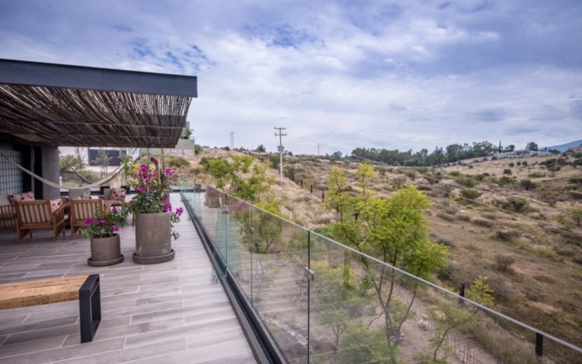 Casa del Arquitecto / Balcones / San Miguel de Allende