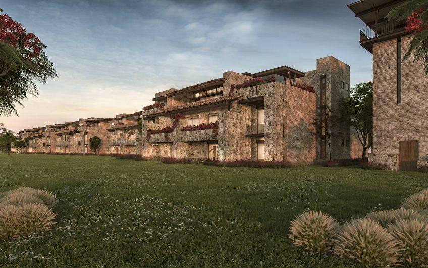 Second Floor Villa Gran Reserva in Viñedos San Miguel