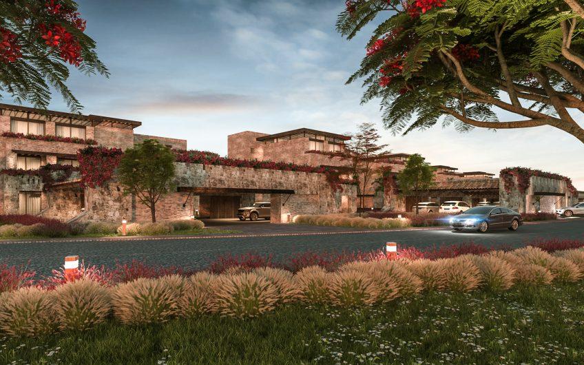 Penthouse in Villas Gran Reserva in Viñedos San Miguel